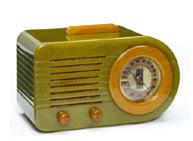 Even Radios got the Deco Mania!
