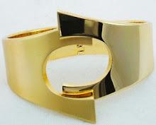 Lanvin Modernist clamper Bracelet