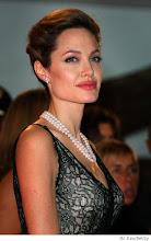 Angelina looking Angelic