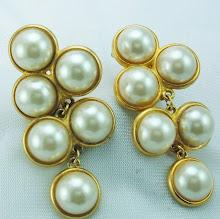 Wow! Pearlie Drop Earrings