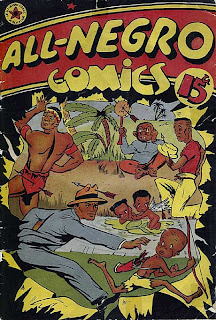 First black comic book hero