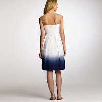 J Adore These Stores J Crew Embossed Cotton Dip Dye