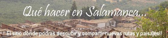 Que hacer en Salamanca