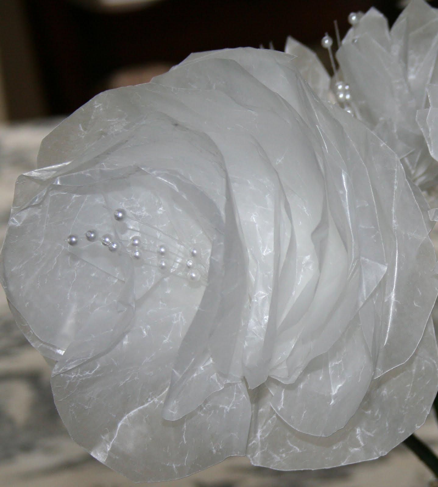 Mendytexas wax paper flowers wax paper flowers mightylinksfo