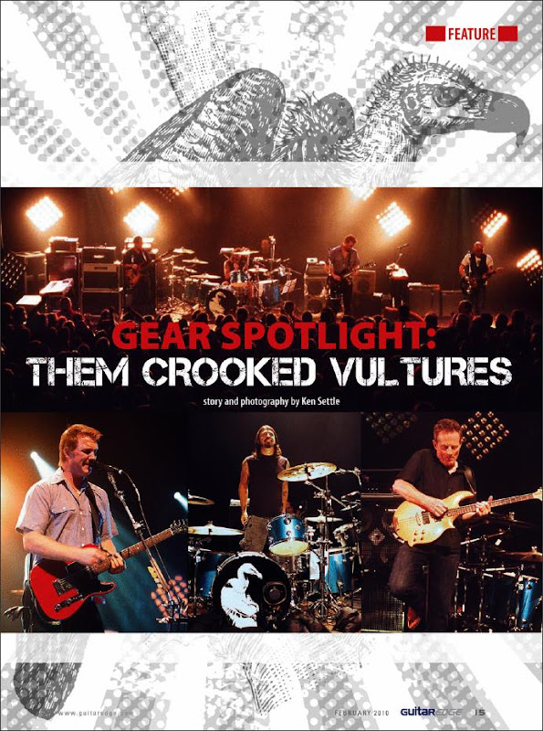 Them Crooked Vultures Gear