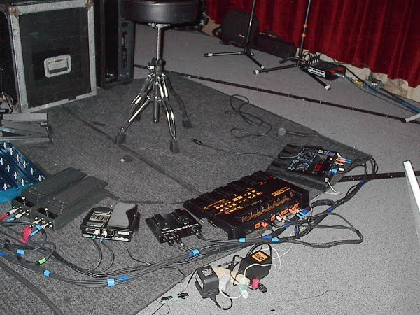 Robert Fripp Gear