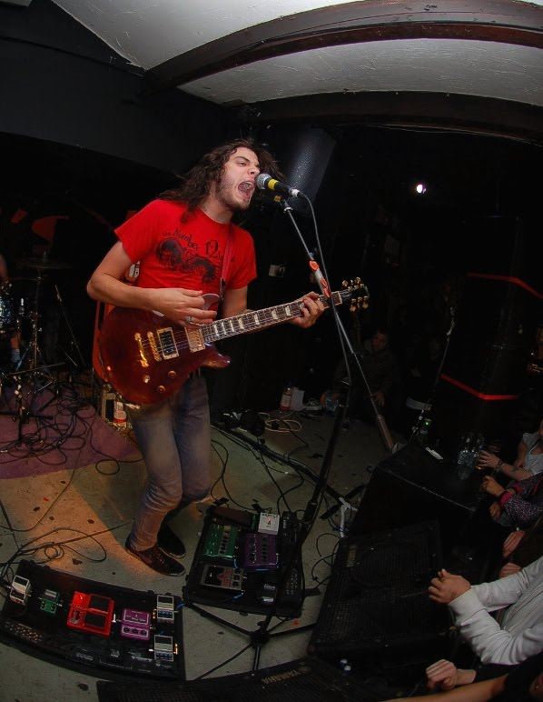 Thomas Erak of The Fall of Troy 2007