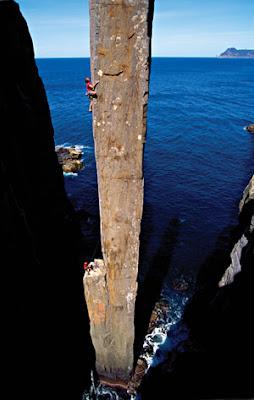 El Totem Pole de Tasmania