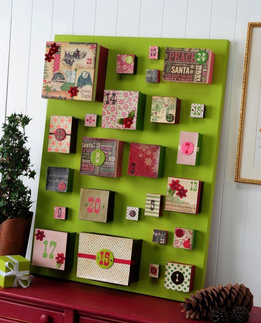 Great Ideas -- Advent Calendars