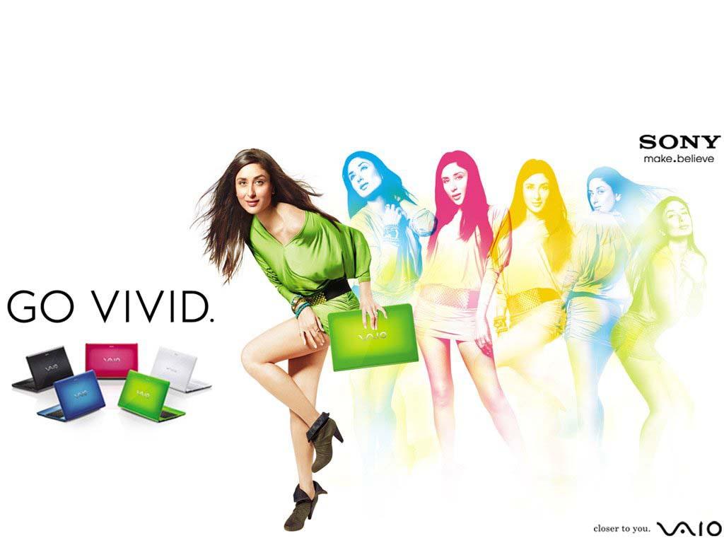 RKEE 4 MEDIA: Kareena Kapoor 'Zero Size' For Ads - Gallery
