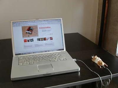 Cara Membuat Mouse Komputer Sendiri