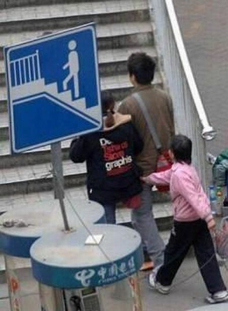 Foto Aksi Pencopet Di China Yang Terpotret Kamera - 8