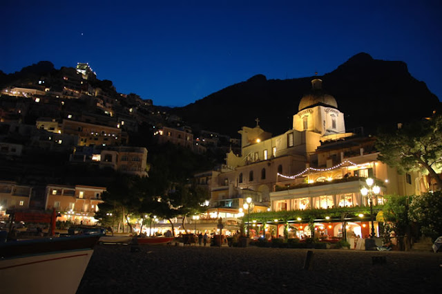 Positano in off-season is the best