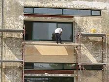 Ristrutturazione Scuola a.s. 2004/2005: Istituto Cmprensivo II° Polo  via Messina 73042 Casarano LE
