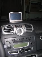 GPS Nav in Smart 451