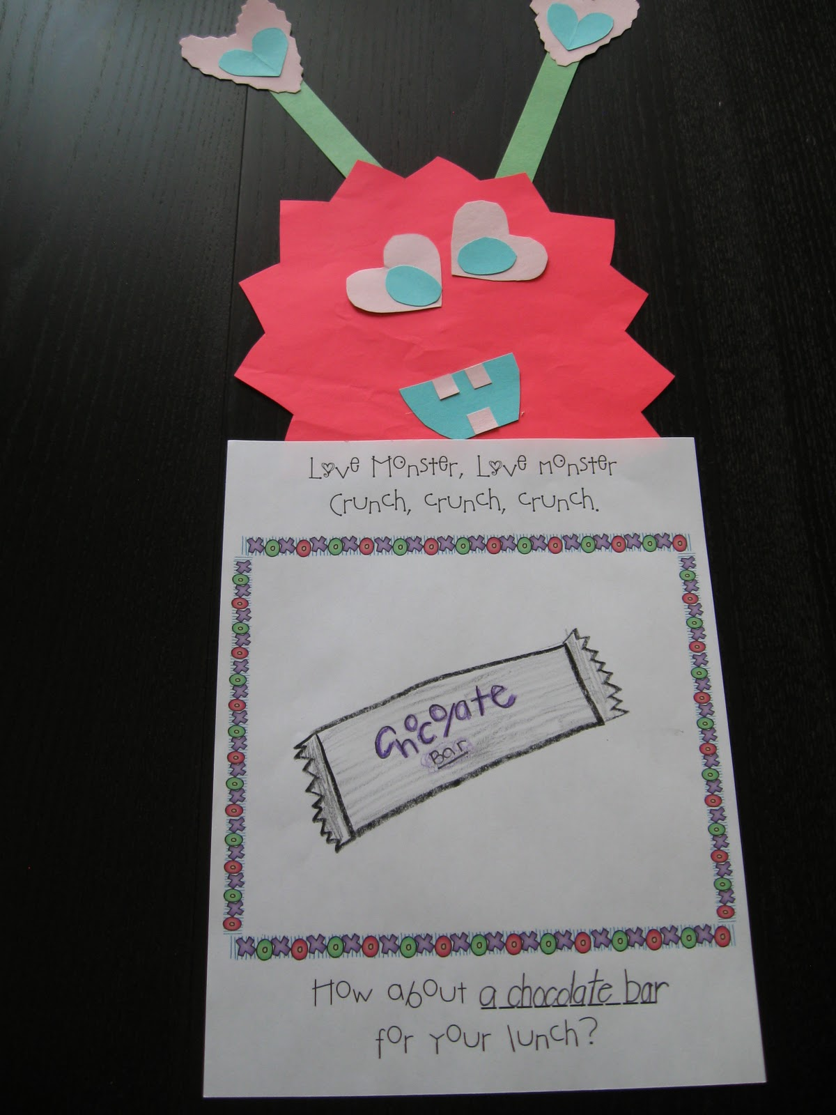 What The Teacher Wants Valentine S Activity You Will Love
