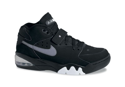 Hoopography: KICKS: NIKE AIR FORCE MAX AND THE FAB FIVE