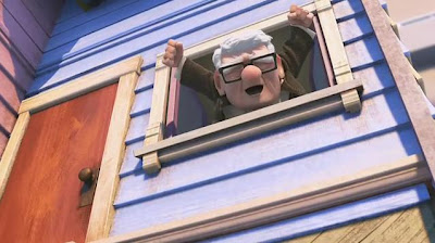 Eye On Everything The Only Way Is Up Carl Fredicksen