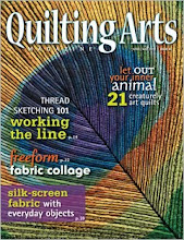 See my article in Issue #44 of Quilting Arts magazine!