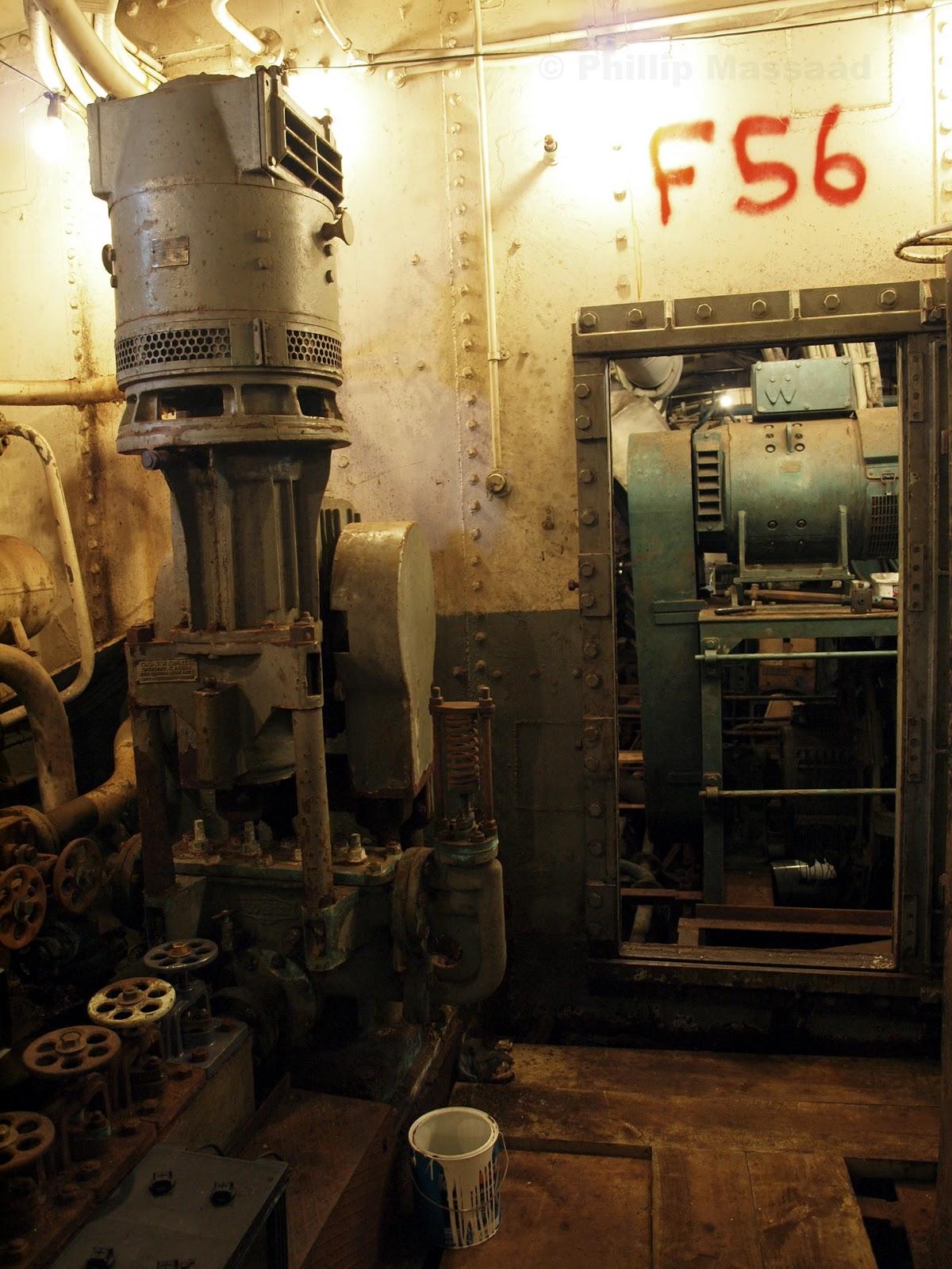 The Engine Room Design: Mono Ships & Shipwrecks: December 2010