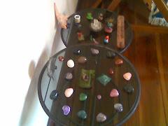 Energia de pedras e cristais