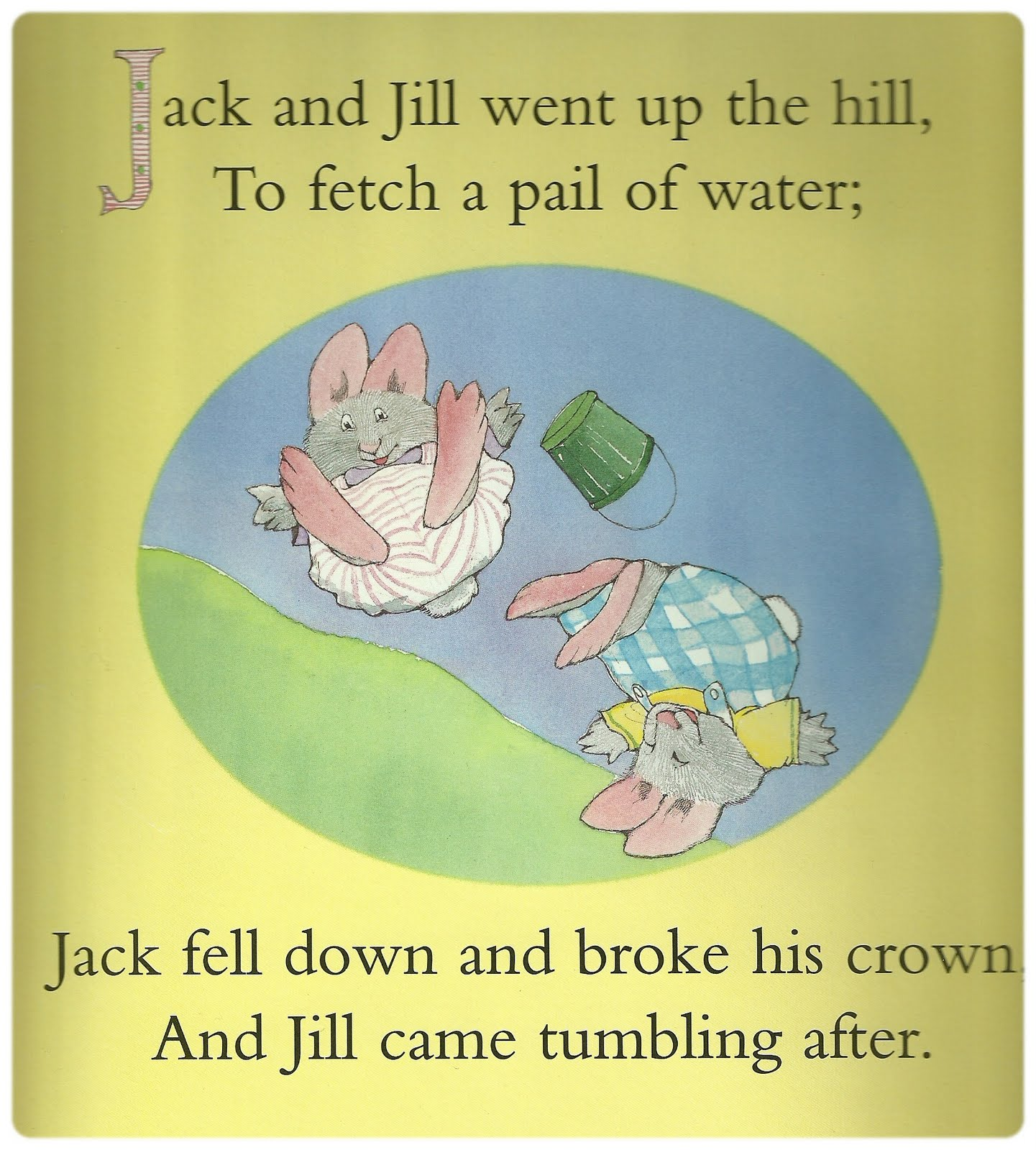 One My Favourite Rhymes And You Might Know From The Young S Advert