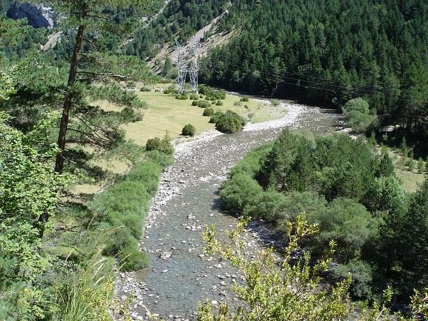 Riu Ara San Nicolas Bujaruelo Ordesa Monte Perdido