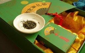 coffret de thé du Jangsu