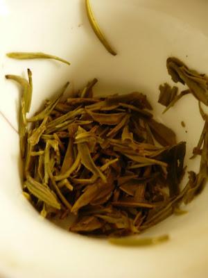 Thé du Jiangsu infusé