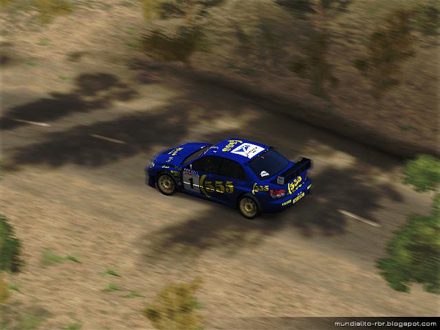 Subaru Impreza WRC - Colin McRae Edition