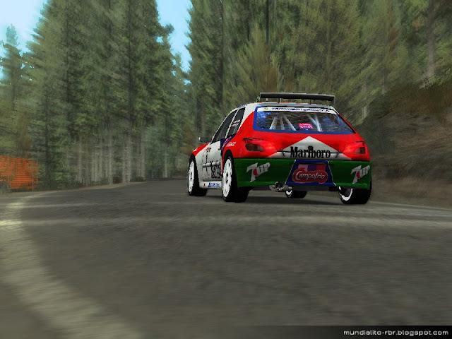 Peugeot 306 Maxi Kit Car Ponce 1998