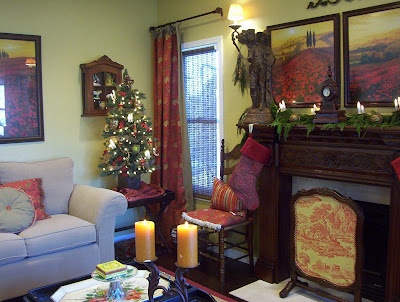 Decorating Fanatic: MORE Christmas Decor!!