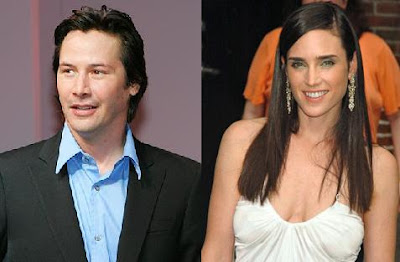 Jennifer Connelly y Keanu Reeves