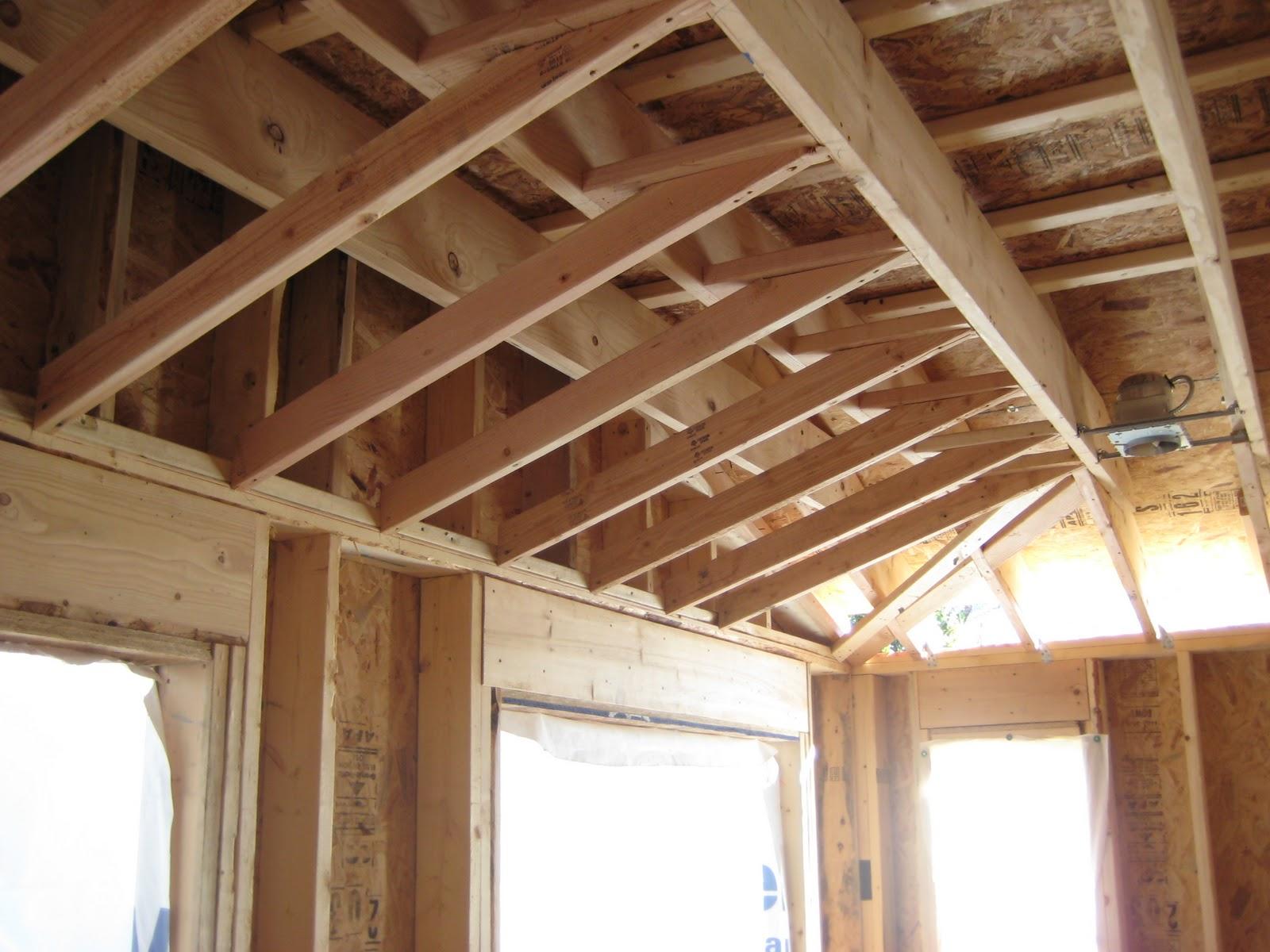 Tray Ceiling Framing Details | www.energywarden.net