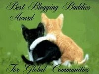 Best Blogging Buddies Award