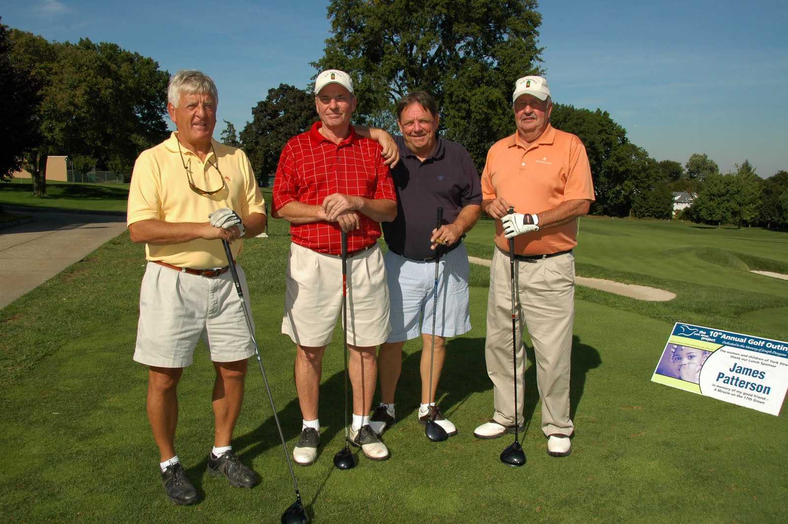 York Street Project Special Events: 10th Annual Golf Outing