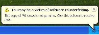Fix You May Be A Victim Of Software Counterfeiting