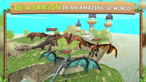 Game Dragon Sim Online Be A Dragon Hack