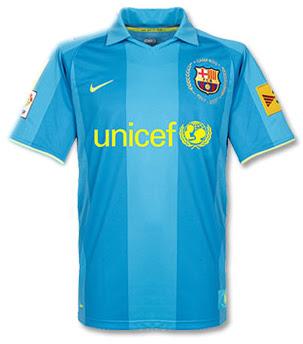 788bc4c922 Barcelona - Away 2007 08 -  20 Deco