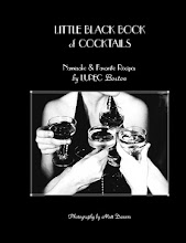 The Little Black Book of Cocktails by LUPEC Boston