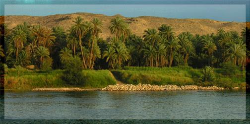 Berlayar di Sungai Nil, bagian 1: Pengantar