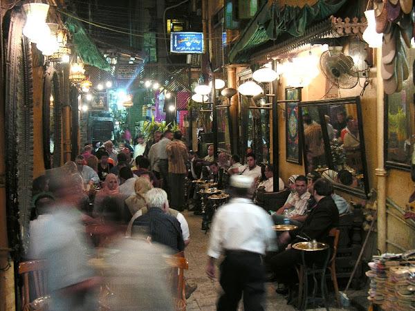 Suatu Malam di Kairo