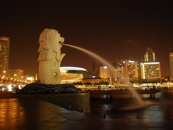 Semalam di Singapore