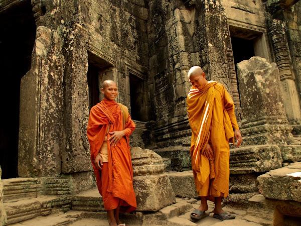 Siem Reap, Bagian I: Danau Tonle Sap & Ta Prohm