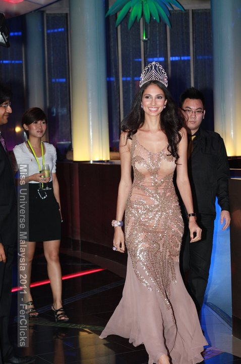 OFFICIAL :MISS MALAYSIA UNIVERSE 2011 -DEBORAH HENRY©