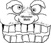 ELEMENTARY SCHOOL ENRICHMENT ACTIVITIES: MONSTER MATH