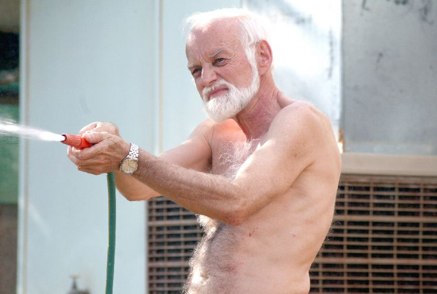 Naked Pictures Of Men In The Elderly 36