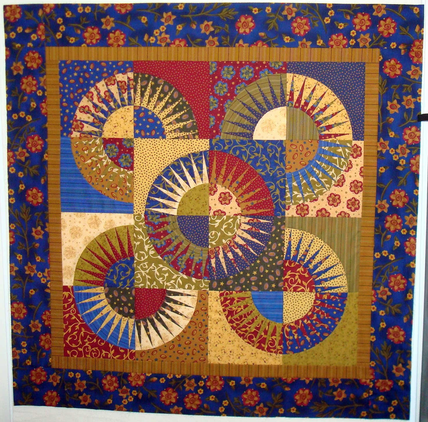 Beauty By Aurthi New York New York: Squash House Quilts: New York Beauty Ready For Lenni