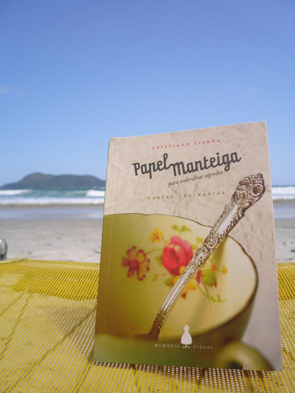 Food and Tips Blog: Livro gostoso de ler