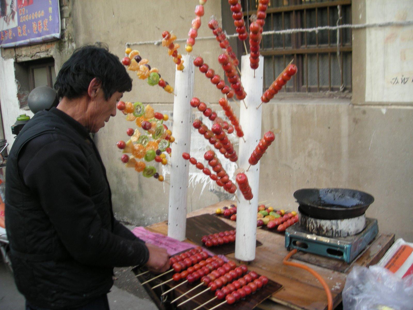 Candyman in China